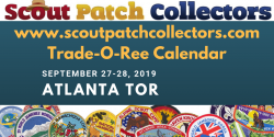 Boy Scout 2019 Atlanta Trade-O-Ree September 27-28