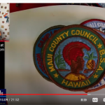 Boy Scout Unboxing Military Brat Hawaii and 1971 World Scout Jamboree