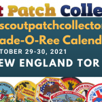 Boy Scout Trade-O-Ree Calendar: New England Trade-O-Ree