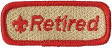 Retired Strip