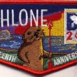 Ohlone 63 100th Anniversary Flap