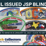 Blind Trade! Council Issued Jamboree Shoulder Patches