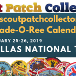 41st Dallas National Trade-O-Ree January 25-26, 2019
