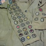Moral lesson in patch trading and buying stuff from Boy Scouts