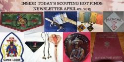 Tuesday Scouting Hot Finds Newsletter April 02, 2019