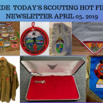 Friday Scouting Hot Finds Newsletter April 05, 2019