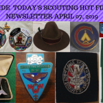 Sunday Scouting Hot Finds Newsletter April 07, 2019