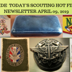 Tuesday Scouting Hot Finds Newsletter April 9, 2019