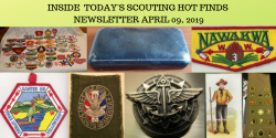 Tuesday Scouting Hot Finds Newsletter April 09, 2019