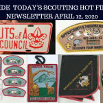 Sunday Scouting Hot Finds Newsletter April 12, 2020