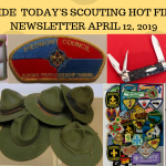 Friday Scouting Hot Finds Newsletter April 12, 2019