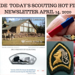Tuesday Scouting Hot Finds Newsletter April 14, 2020