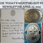 Sunday Scouting Hot Finds Newsletter April 19, 2020