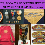 Sunday Scouting Hot Finds Newsletter April 21, 2019