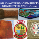 Friday Scouting Hot Finds Newsletter April 26, 2019