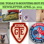 Tuesday Scouting Hot Finds Newsletter April 30, 2019