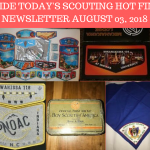 Friday Scouting Hot Finds Newsletter August 03, 2018