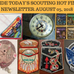 Sunday Scouting Hot Finds Newsletter August 05, 2018