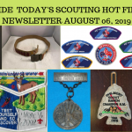 Tuesday Scouting Hot Finds Newsletter August 06, 2019