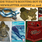 Tuesday Scouting Hot Finds Newsletter August 07, 2018