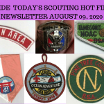 Sunday Scouting Hot Finds Newsletter August 09, 2020