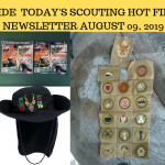 Friday Scouting Hot Finds Newsletter August 09, 2019