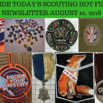 Friday Scouting Hot Finds Newsletter August 10, 2018