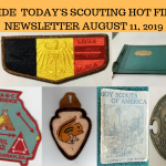 Sunday Scouting Hot Finds Newsletter August 11, 2019