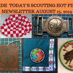 Tuesday Scouting Hot Finds Newsletter August 13, 2019