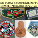 Friday Scouting Hot Finds Newsletter August 14, 2020
