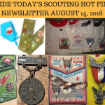Tuesday Scouting Hot Finds Newsletter August 14, 2018