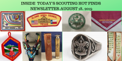 Sunday Scouting Hot Finds Newsletter August 18, 2019