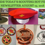 Sunday Scouting Hot Finds Newsletter August 19, 2018