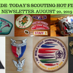 Tuesday Scouting Hot Finds Newsletter August 20, 2019