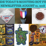 Tuesday Scouting Hot Finds Newsletter August 21, 2018