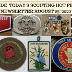 Sunday Scouting Hot Finds Newsletter August 23, 2020