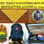 Friday Scouting Hot Finds Newsletter August 23, 2019