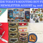 Friday Scouting Hot Finds Newsletter August 24, 2018