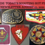 Tuesday Scouting Hot Finds Newsletter August 25, 2020