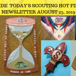 Sunday Scouting Hot Finds Newsletter August 25, 2019