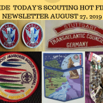 Tuesday Scouting Hot Finds Newsletter August 27, 2019