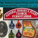Friday Scouting Hot Finds Newsletter August 28, 2020