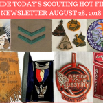 Tuesday Scouting Hot Finds Newsletter Auugust 28, 2018
