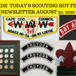 Sunday Scouting Hot Finds Newsletter August 30, 2020