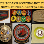 Friday Scouting Hot Finds Newsletter August 30, 2019