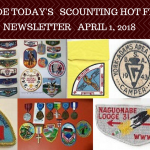 Sunday Scouting Hot Finds Newsletter April 1, 2018
