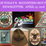 Friday Scouting Hot Finds Newsletter April 13, 2018
