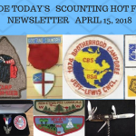 Sunday Scouting Hot Finds Newsletter April 15, 2018