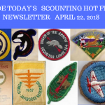 Sunday Scouting Hot Finds Newsletter April 22, 2018