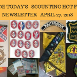Friday Scouting Hot Finds Newsletter April 27, 2018